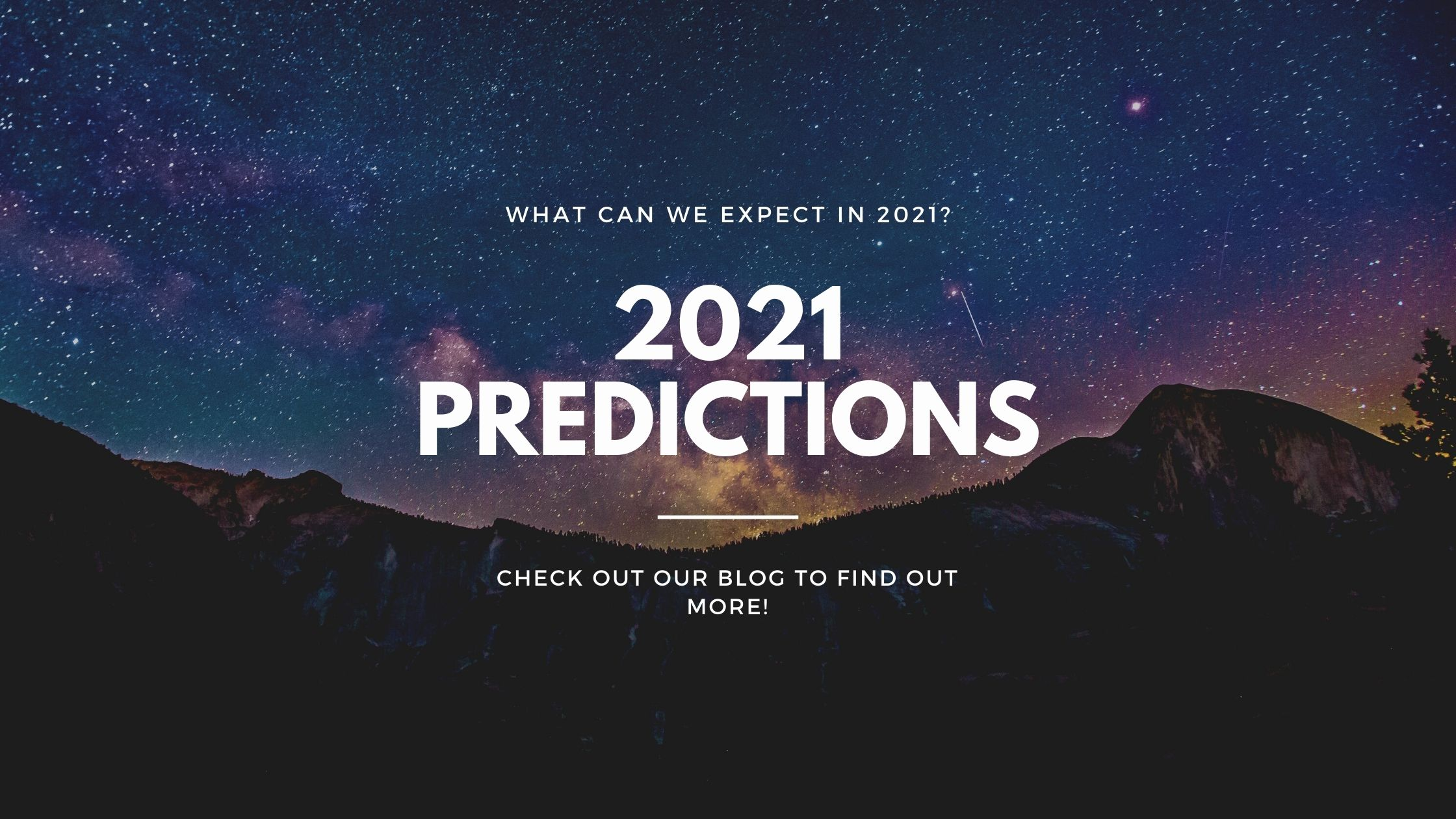 What can we expect in 2021 | Darcey Quigley