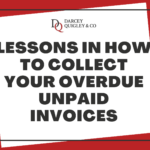 Image for our recent blog post discussing how to collect overdue unpaid invoices